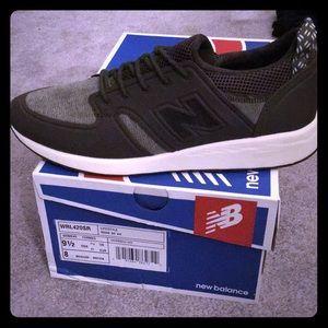 420 Slip on New Balance shoes.